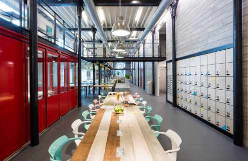 Deskopolitan: inside the new Paris coworking space leased by Benoît Hamon