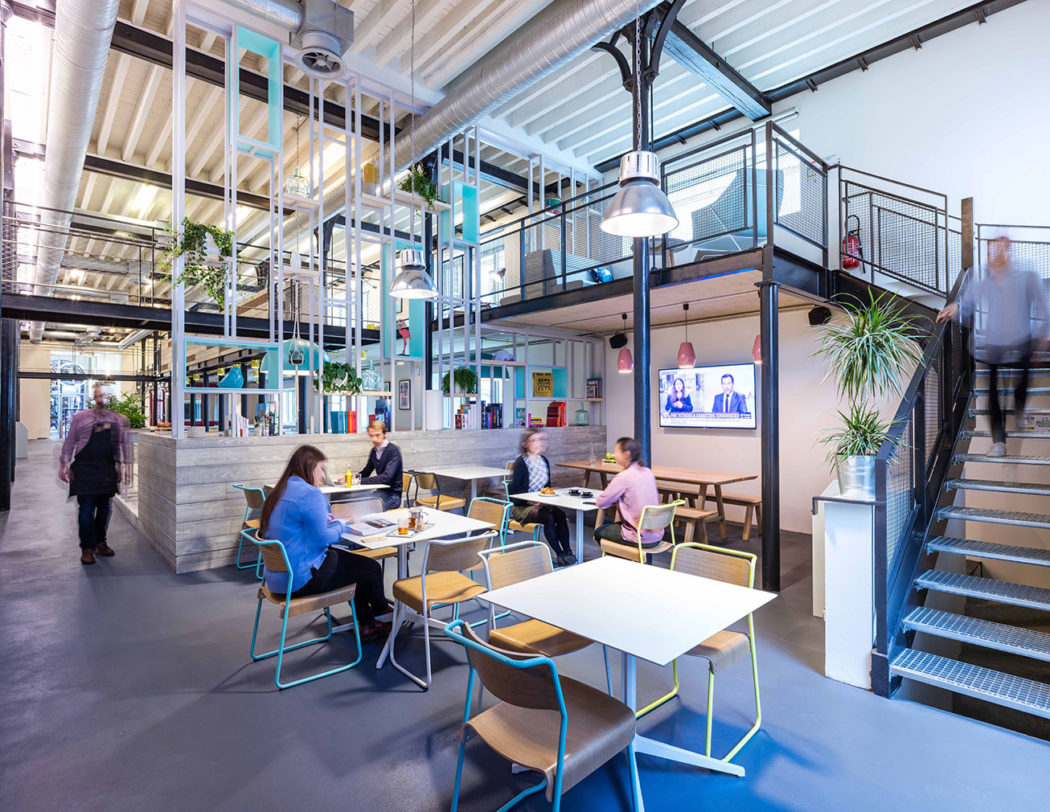 Deskopolitan Inside The New Paris Coworking Space Leased