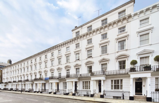 Foulis Terrace in Chelsea for sale via Savills