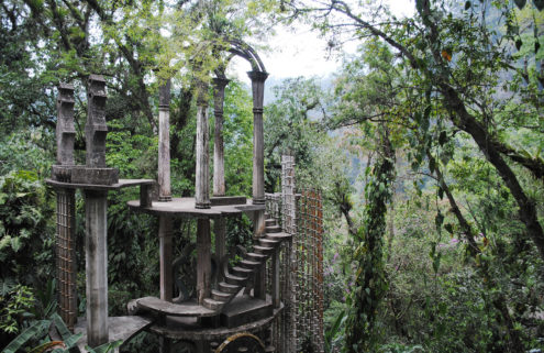 Exploring Las Pozas: an Escher-like playground in the Mexican jungle