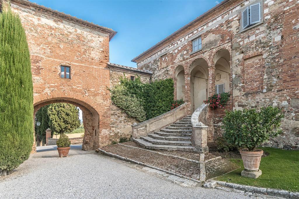 Locanda dell'Amorosa Hotel Siena