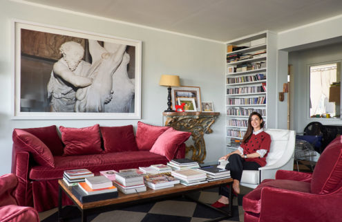 How I live: Marie-Louise Sciò, creative director of Il Pellicano Hotel