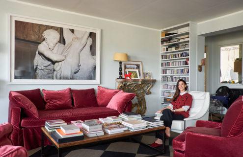 How I live: Marie-Louise Sciò, creative director of Il Pellicano Hotel