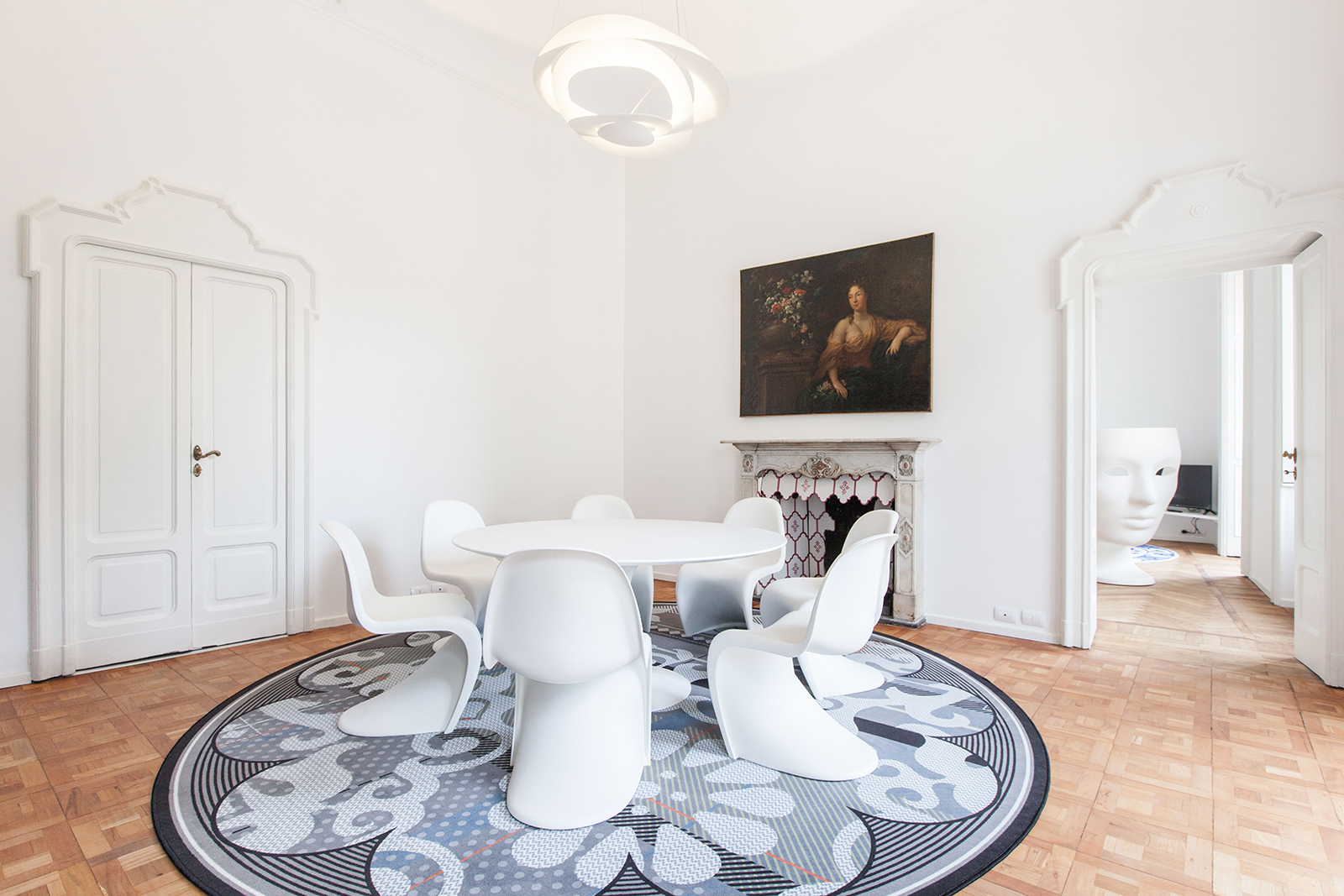 Milan Holiday Apartment For Rent In The Fashion District Courtesy Of Urlaubsarchitektur