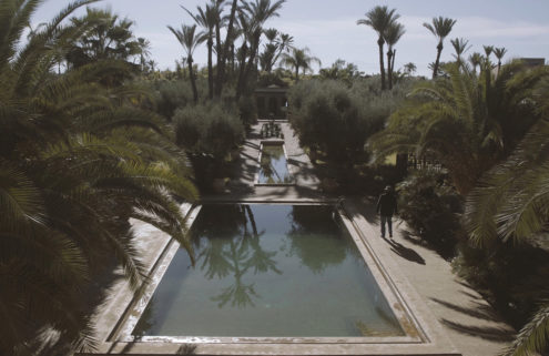 Yves Saint Laurent's former botanist invites us into his Marrakesh haven