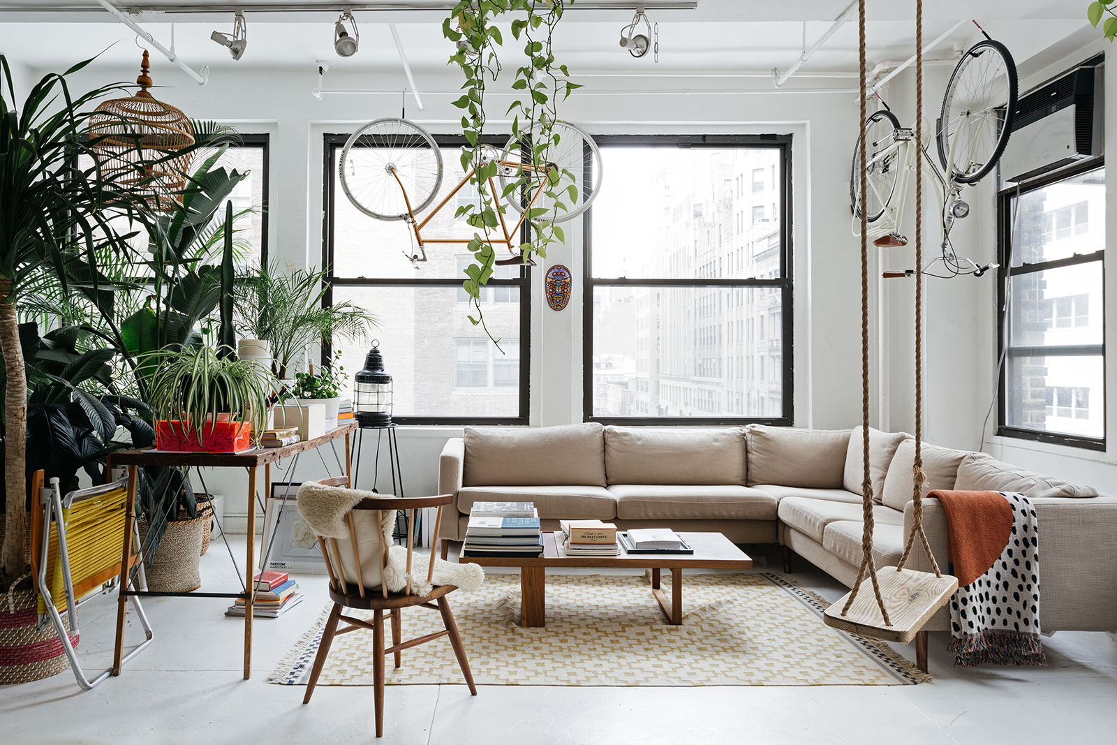 6 of the best new york apartments to rent for New york loft apartments