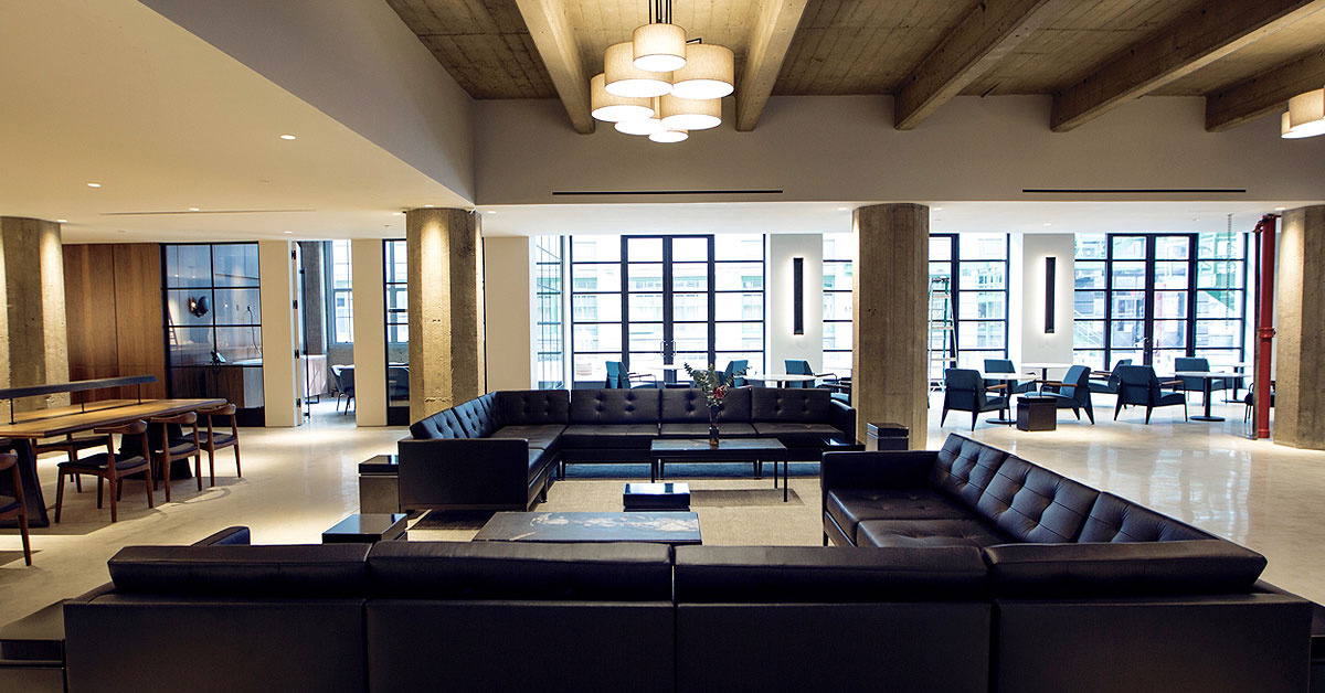 The 7 best coworking spaces in new york the spaces for Design space co