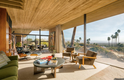 6 spectacular Palm Springs homes for sale right now