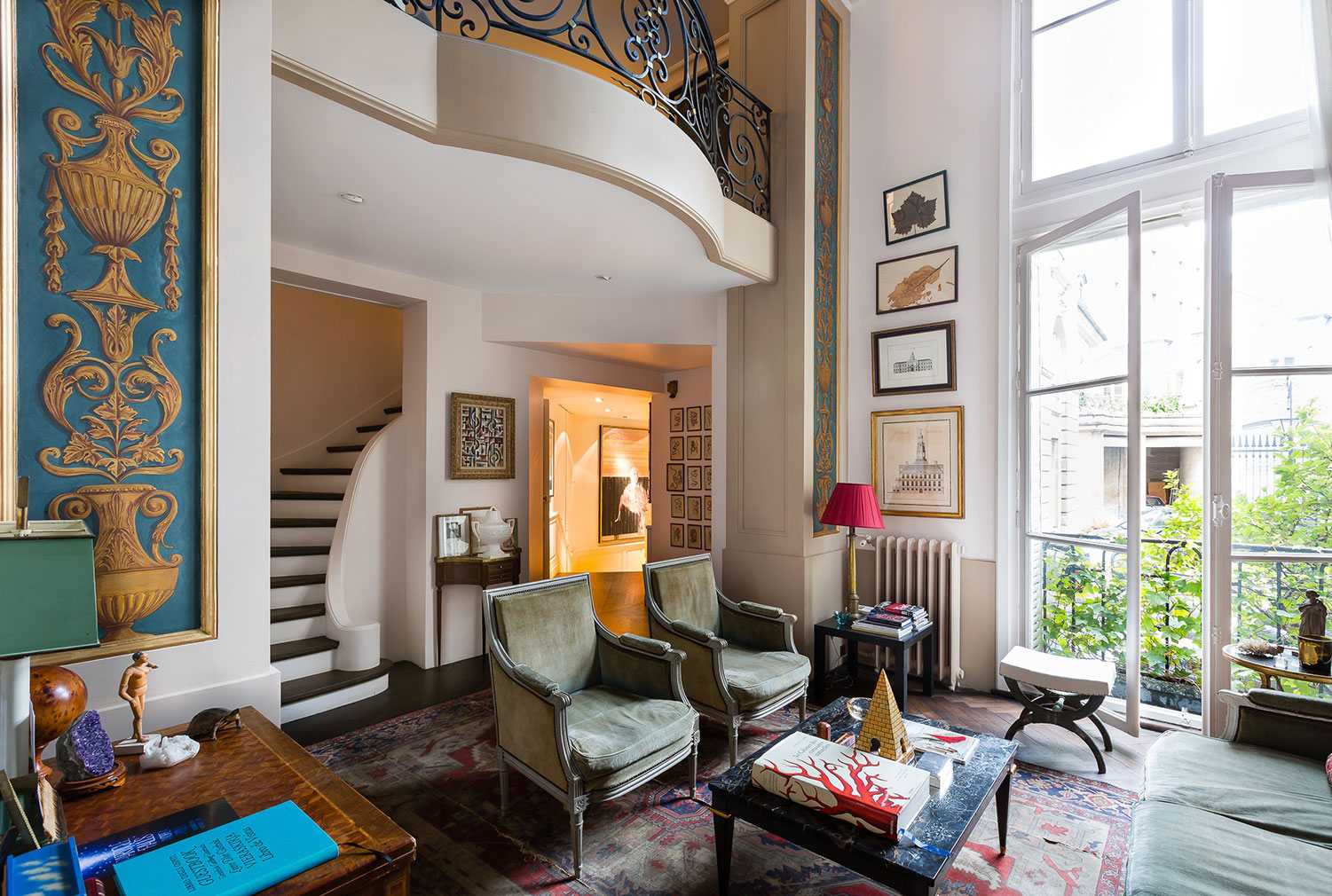 7 of the best Paris apartments for rent