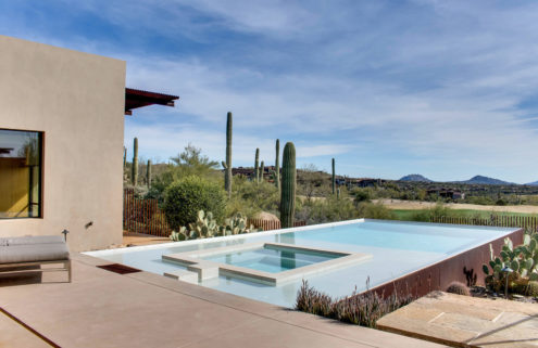 Arizona desert home by Lake|Flato Architects lists for $2.7m