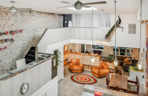 Hidden Brooklyn loft with soaring ceilings lists for $1.895m