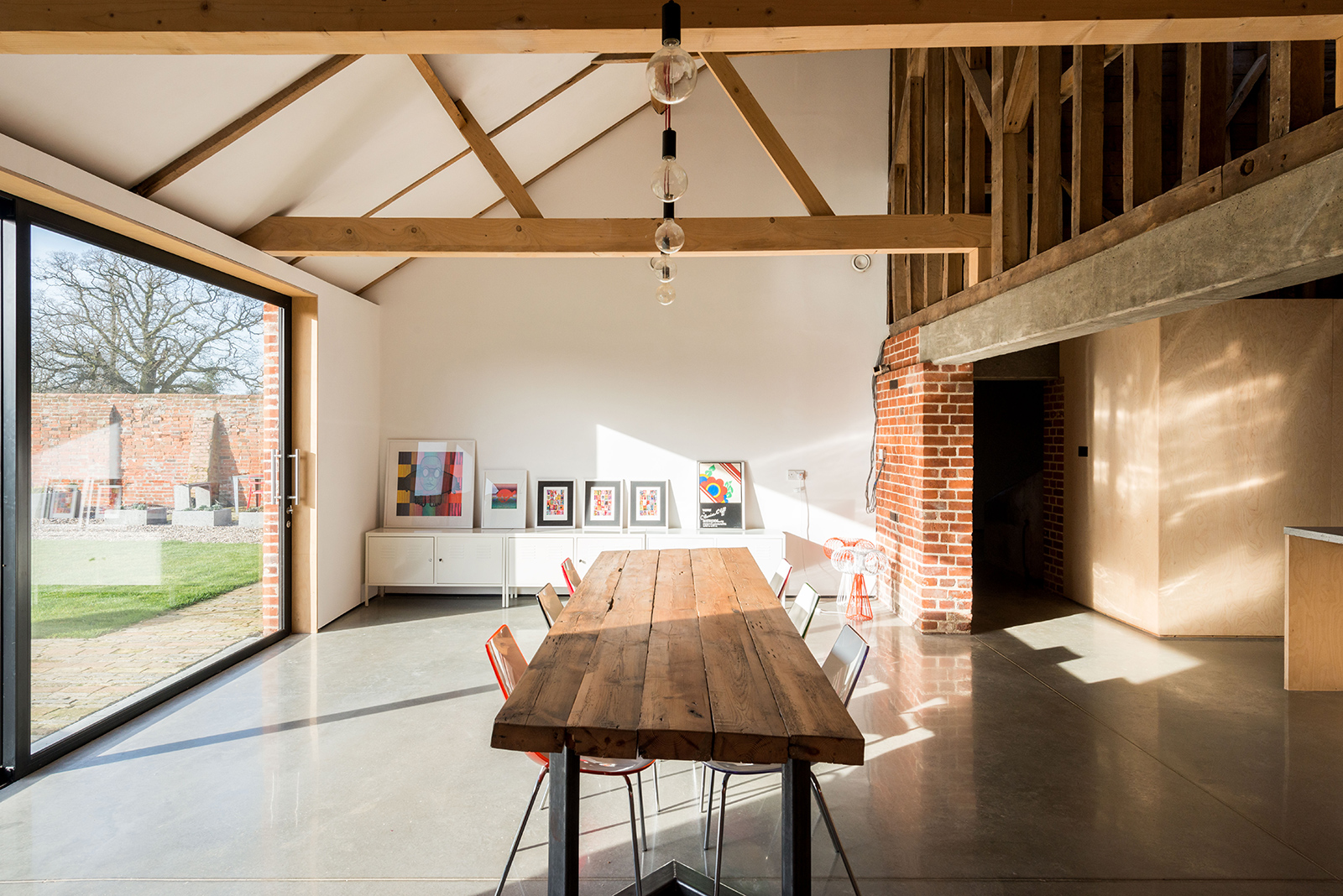 Church Hill Barn conversion