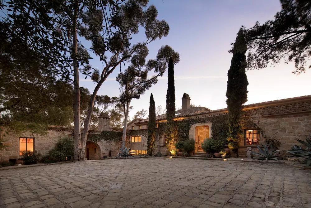 Ellen DeGeneres Montecito villa for sale