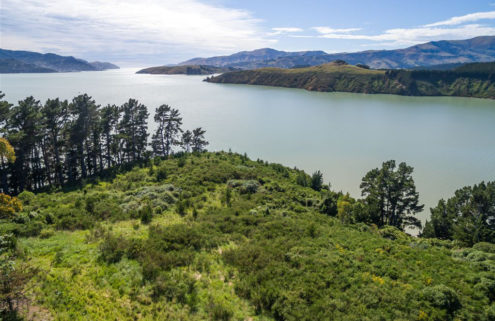 Own a piece of New Zealand's picturesque Governors Bay