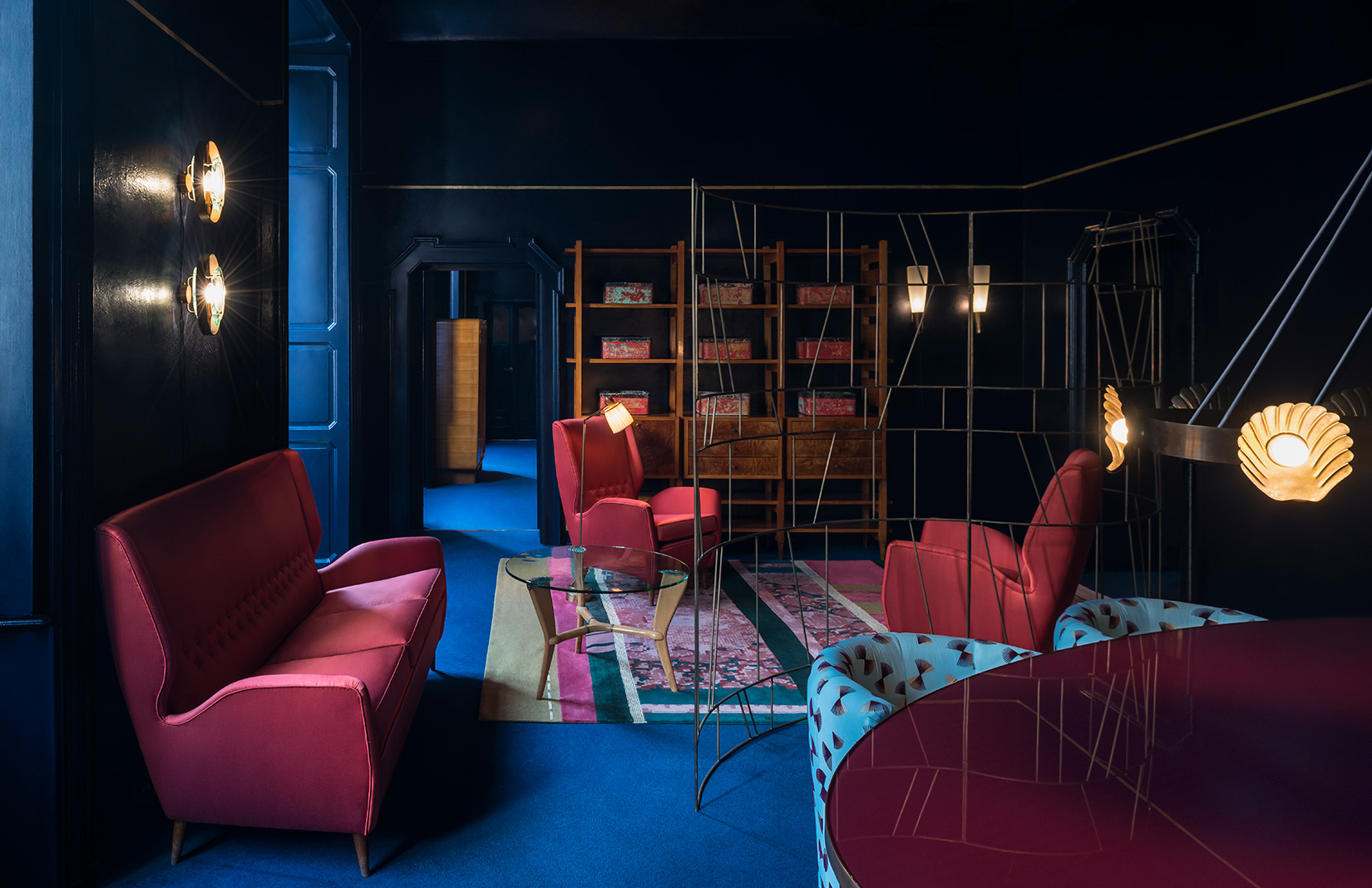 5 Interior Designers Who Use Colour In Radical Ways