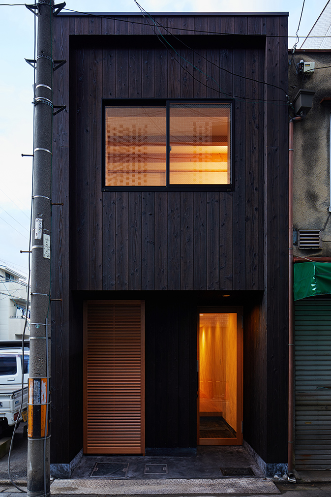 All About House Design Toowoomba: Compact Kyoto Home Proves It's All About Scale