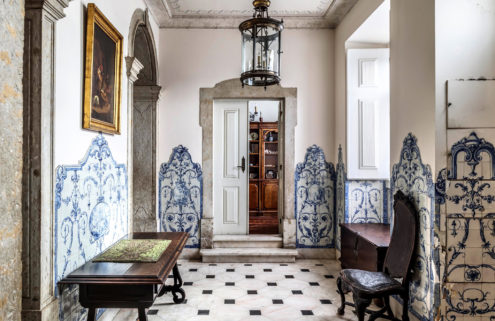 Property of the week: a decadent townhouse in Lisbon's Belém