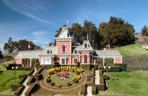 Michael Jackson's Neverland Ranch gets a $33m price chop
