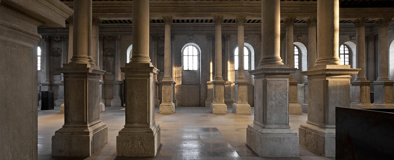 Venice s restored misericordia reclaims its place as one for Scuola sansovino venezia