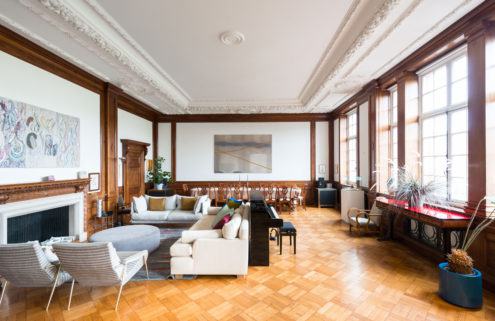 Property of the week: a stately apartment in a London landmark