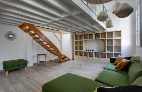 Apartment in Paris' historic artist's quarter hits the market for €650k