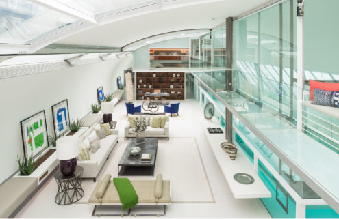 Property of the week: a futuristic Primrose Hill home by Richard Paxton and Heidi Locher