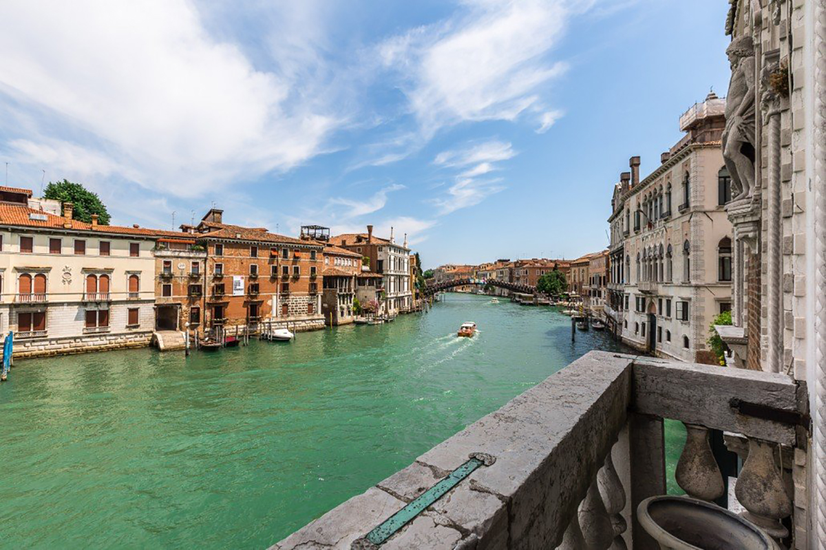 Venice apartments for rent: Piano Nobile