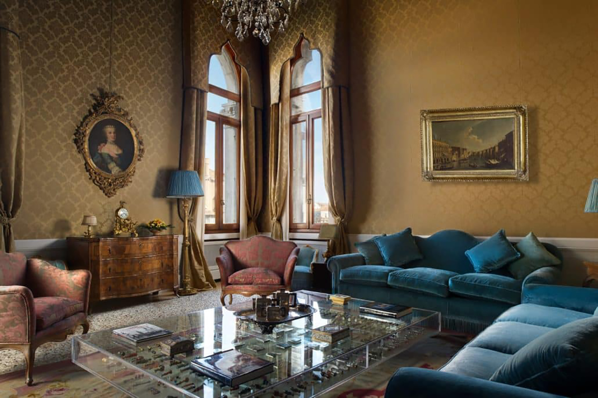 Venice apartment for rent: Piano Nobile