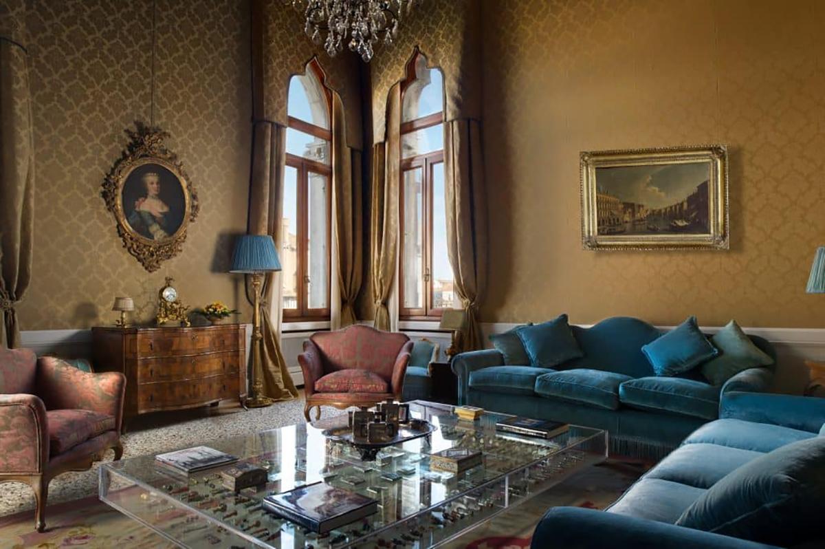 Venice apartment for rent: Piano Nobile
