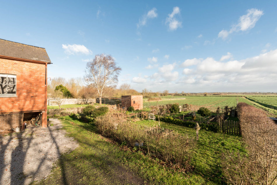 Converted church in Somerset for sale via The Modern House