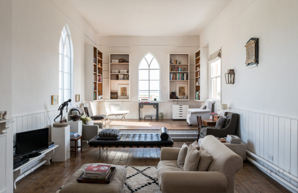 Converted chapel hits the market in