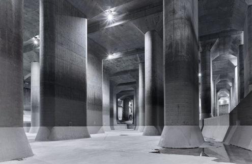 Explore Tokyo's subterranean storm drains