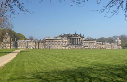 Georgian mansion Wentworth Woodhouse sells to a trust for £7m