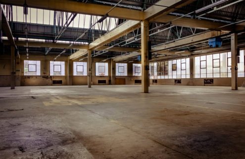 An old Dundee mill will become one of Britain's largest creative spaces