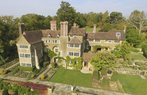 Lutyens' first building hits the market for £18.5m in the UK countryside