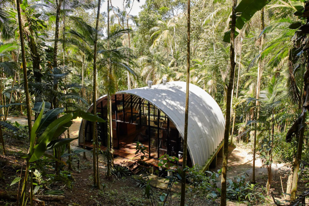 Holiday Home Of The Week A Forest Hideaway In Brazil