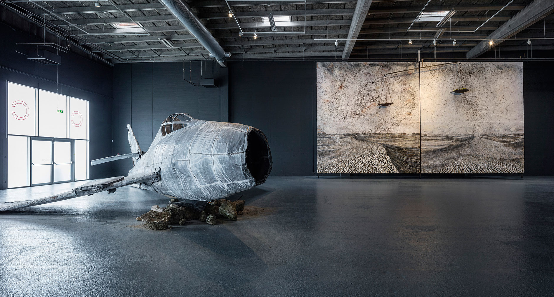 Anselm Kiefer S Lead Warplanes Land In Copenhagen The Spaces