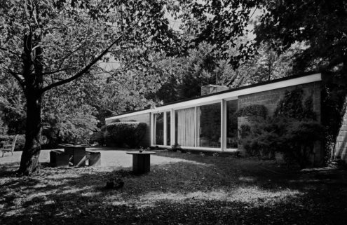 Early Philip Johnson house hits the market for $1m