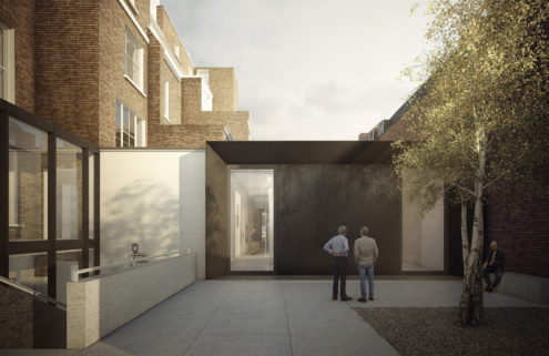 New art hub in London's Kensington gets the green light