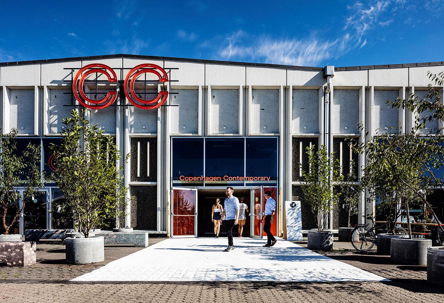Copenhagen Contemporary art centre