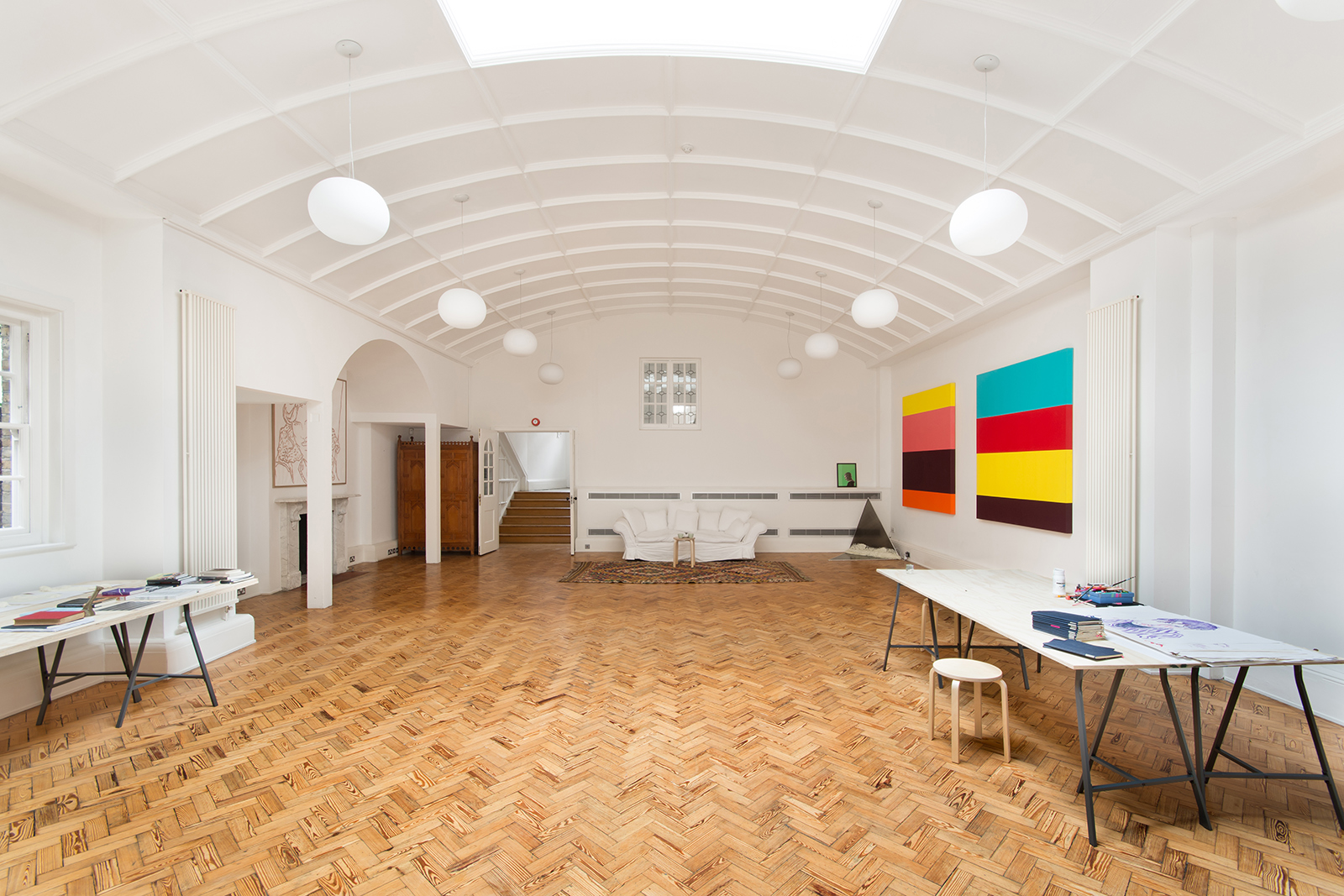 Arts & Crafts live/work space - the most unusual London homes for sale right now