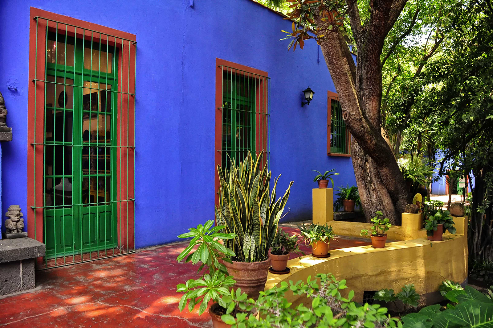 Casa Azul in Mexico City
