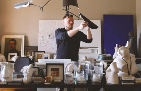 How I live: architect Hannes Peer