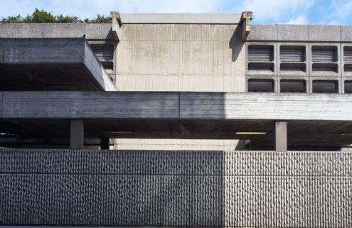 Jo Underhill shoots Britain's 'unapologetic' Brutalist buildings