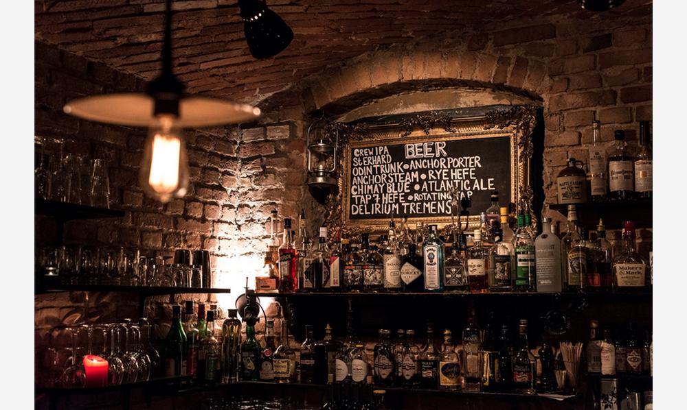 John Muir Bar Berlin