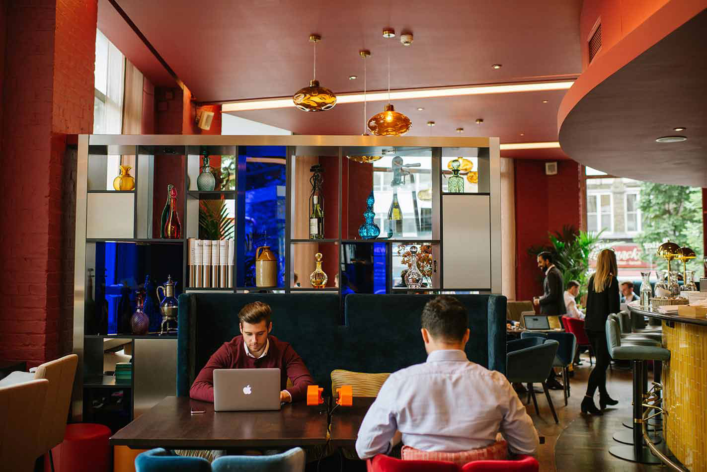 London coworking spaces at Central Working Farringdon