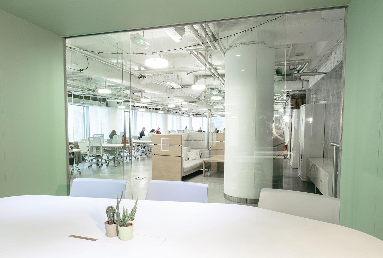 London coworking space Impact Hub