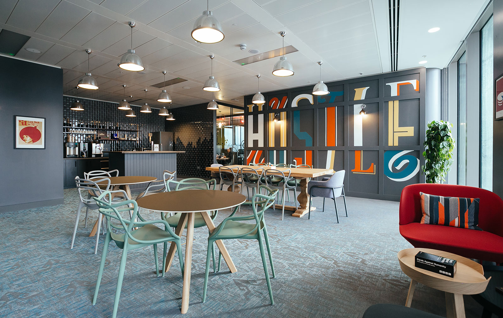 London coworking space WeWork