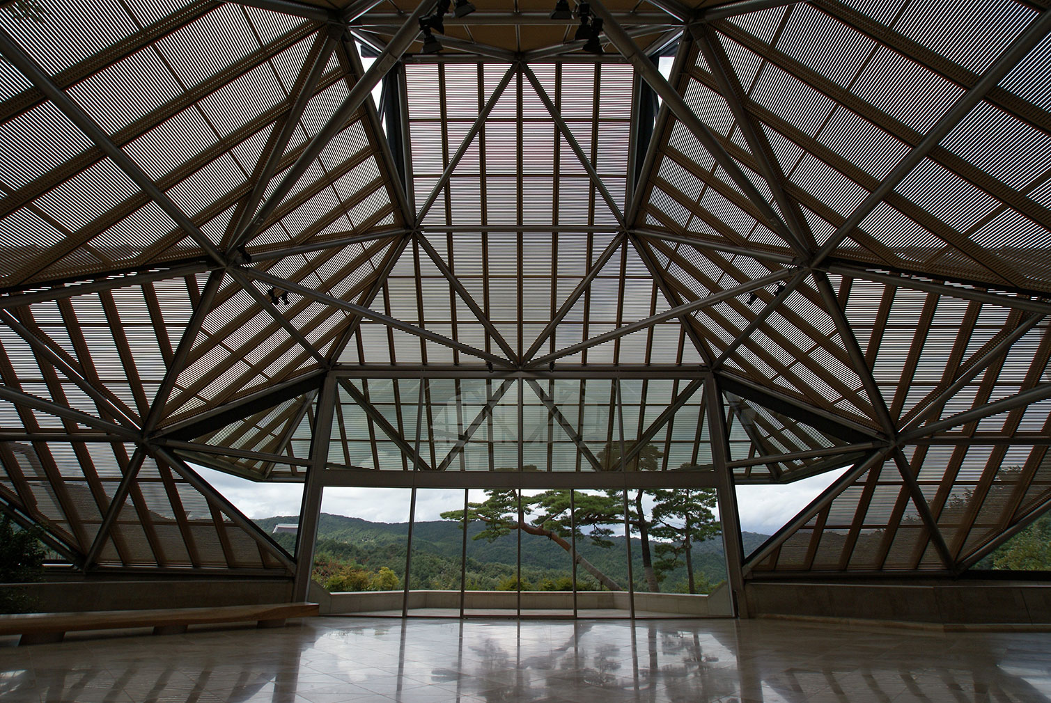 Miho Museum by IM Pei