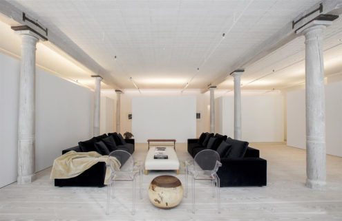 Interior designer's minimalist Manhattan loft hits the market for $11.5m
